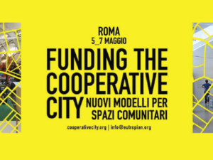 Funding the cooperative city – Rome